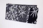 Fotografie Batikované tkaniny se vzorem