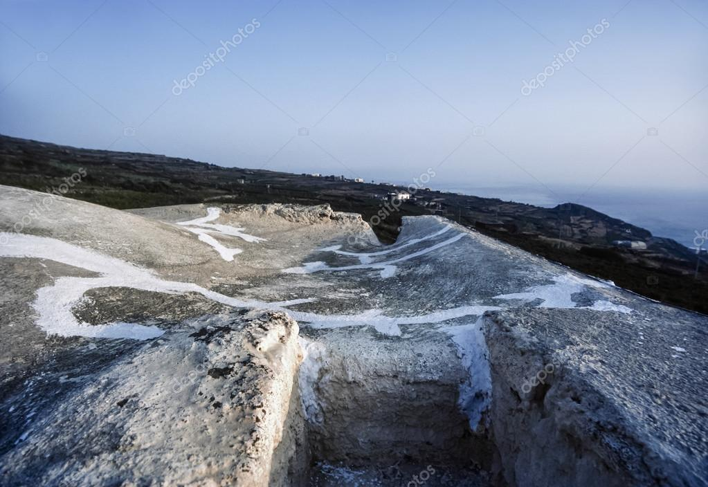 Case Di Pietra Pantelleria : Casa roccia dammusi in affitto a pantelleria