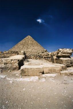 Cairo, Micherino Pyramid