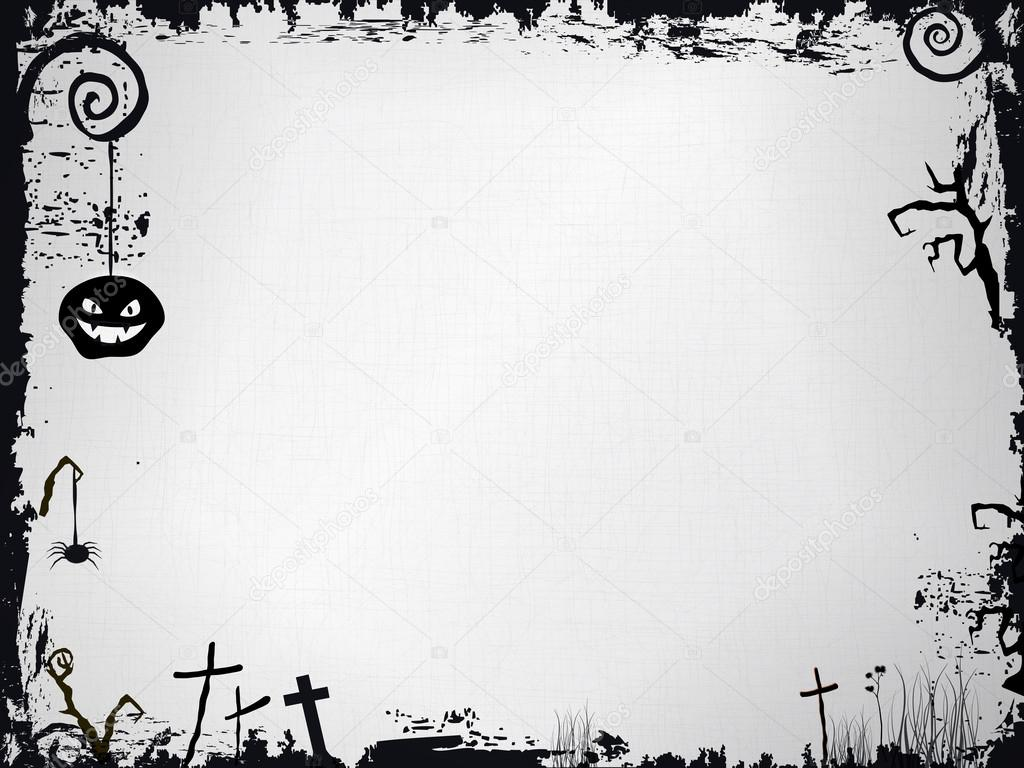 moldura de dia das bruxas do grunge vetor de stock black white dog clipart small black dog clipart