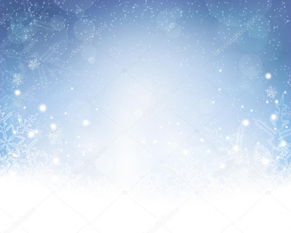 abstrakt blau wei e weihnachten winter hintergrund. Black Bedroom Furniture Sets. Home Design Ideas