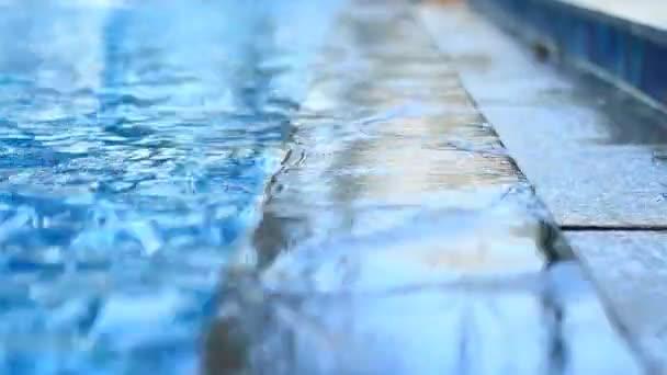 Kašna a bazén