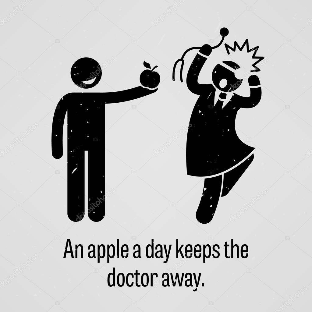 An Apple A Day Quotes Funny An Apple A Day Keeps The