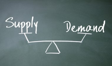 supply and demand balance sign
