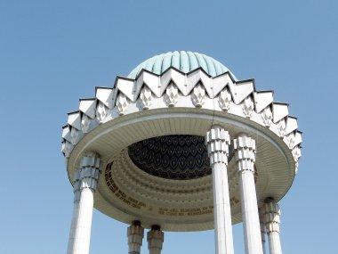 Tashkent A.Navoi memorial detail 2007