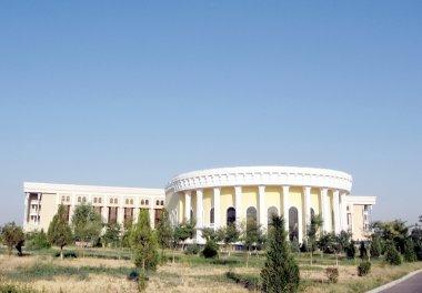 Tashkent view of Conservatory 2007