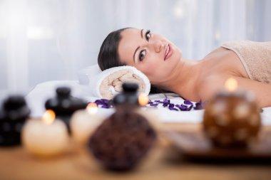 beautifil spa woman