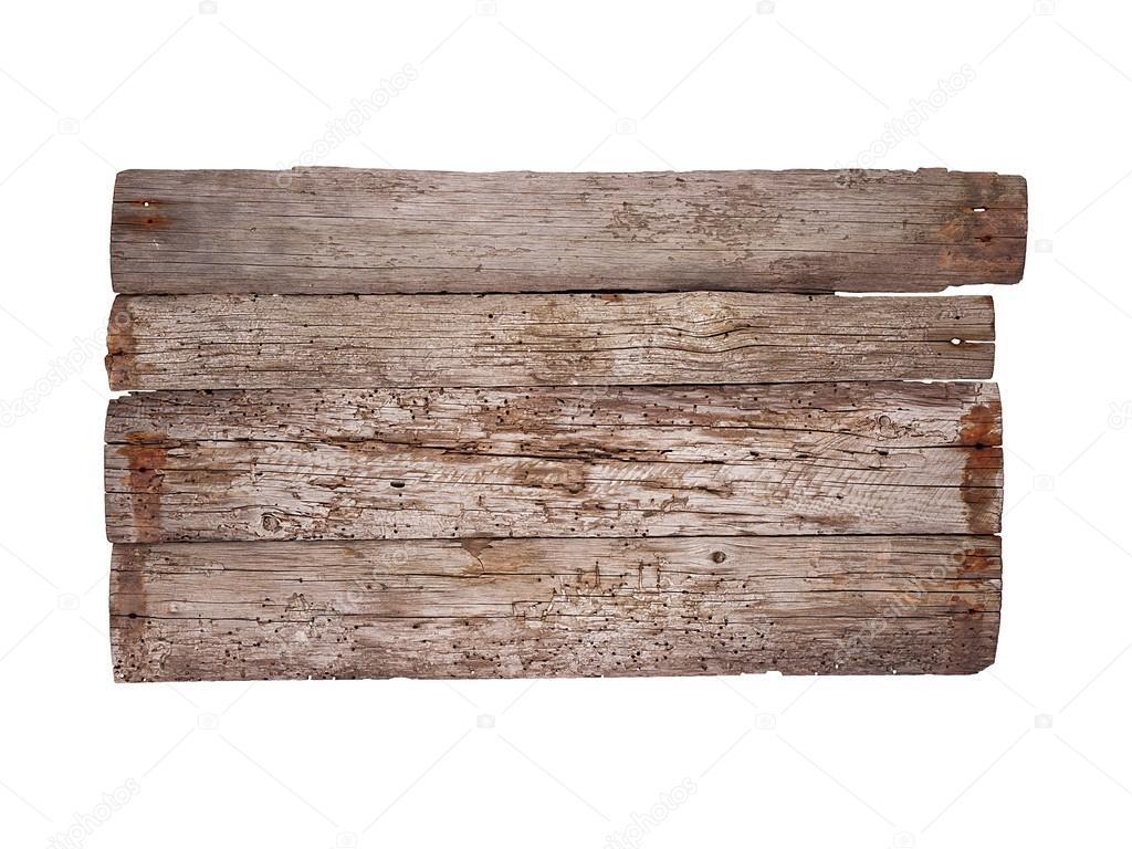 오래 된 나무 판자의 방패 — 스톡 사진 © CoffeeChocolate #124190704