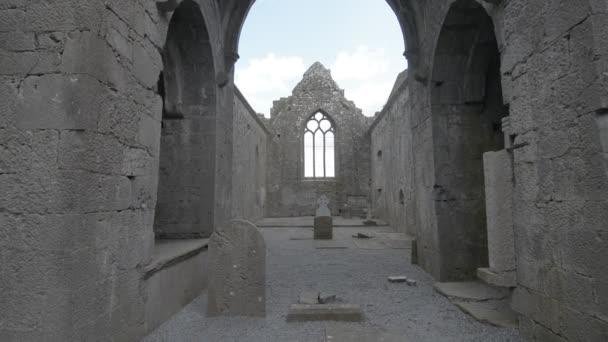 Ruins of Clare Abbey near Ennis, Co. Clare - Ireland