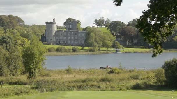 Famous Public Attraction In Ireland,  Castle , Dromoland, County Clare, Ireland