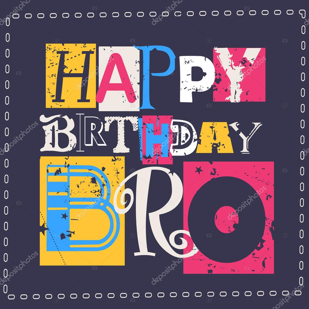 Images: Happy Birthday Brother Hd