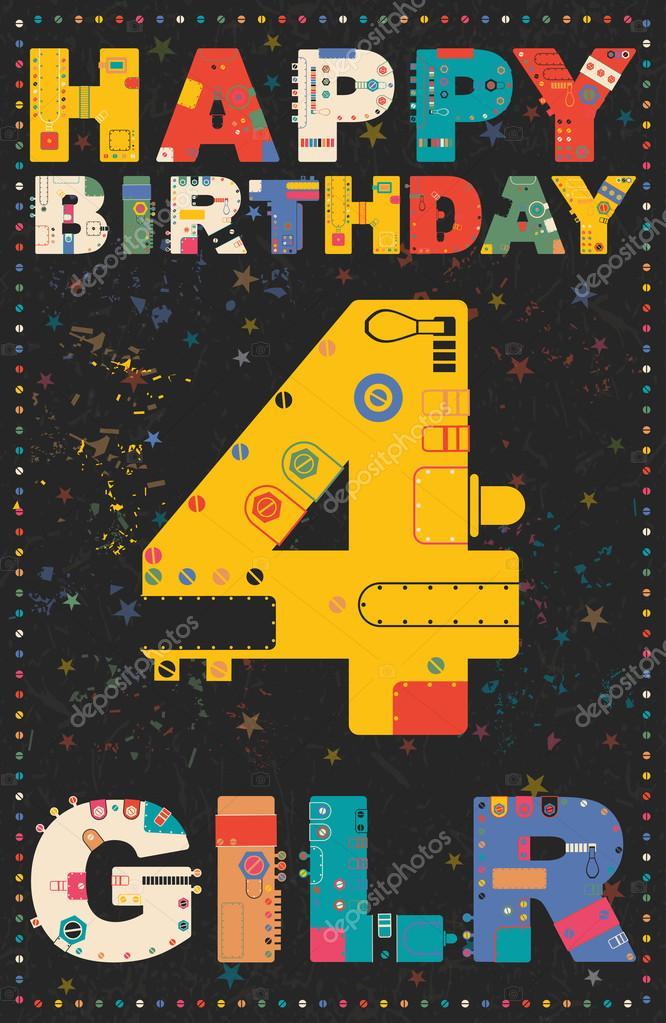 Alles Gute zum Geburtstagkarte. Alles Gute zum Geburtstag