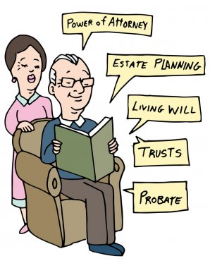 Seniors Estate Planning Research