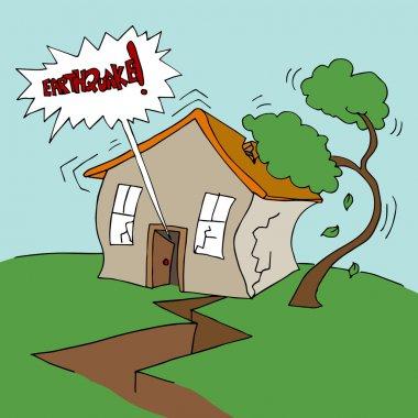 Earthquake at Home