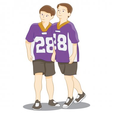 Sports Shirt Brothers