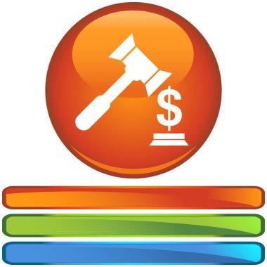 Lawsuit web icon