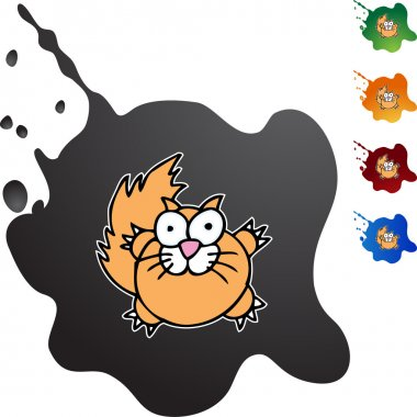 Fat Cat web icon