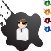 Ikona webové doktor