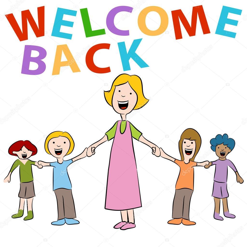 Welcom Back Teacher Students