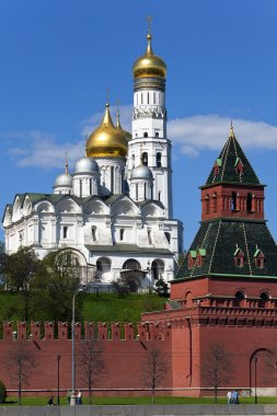 The Moscow Kremlin. Moscow. Russia.