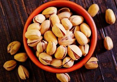 Delicious pistachio nuts