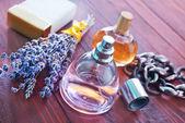 Fotografie Perfume in bottle