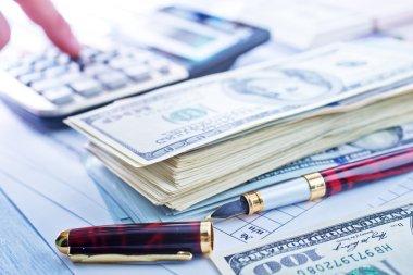 Money bankotes