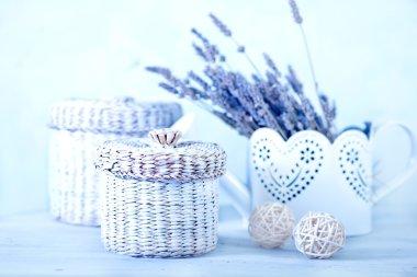 Bouquet of lavender flowers