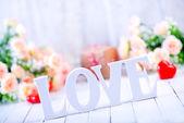 Fotografia Concetto di giorno di San Valentino