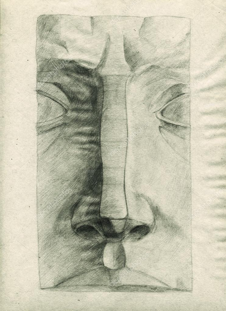 Images Pencil Art Nature Pencil Drawing Of The Front Of