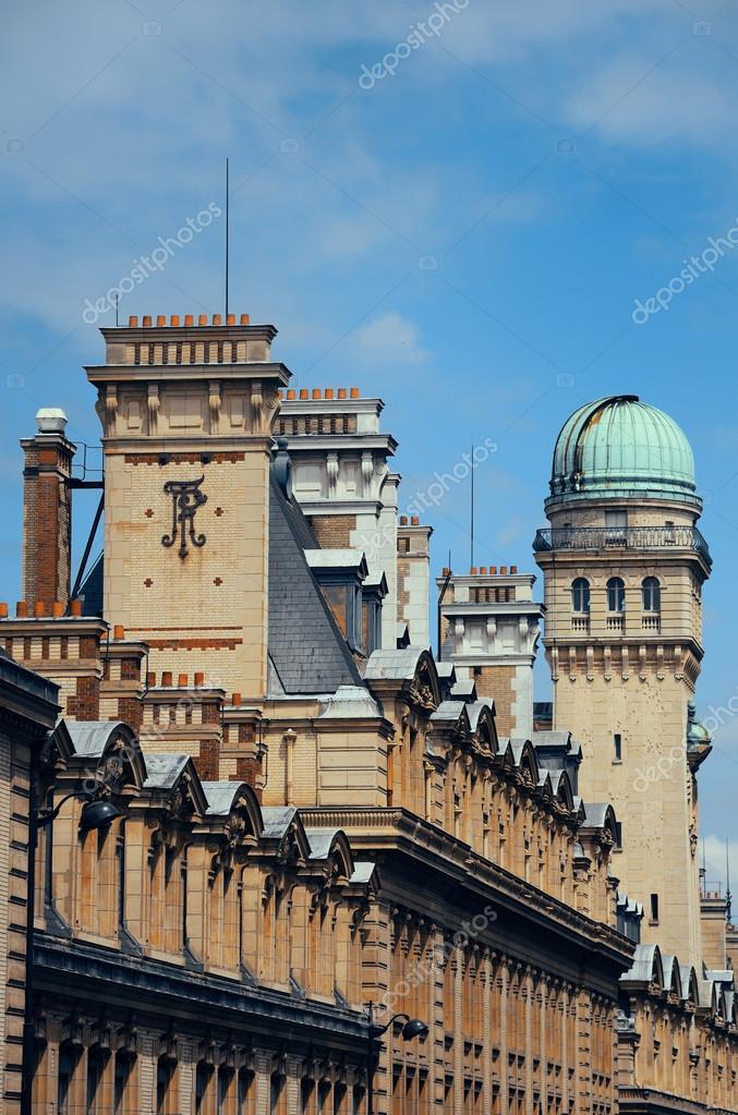Architettura classica parigi foto stock rabbit75 dep for Architettura a parigi