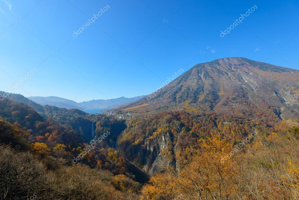 Autumn in Oku-Nikko