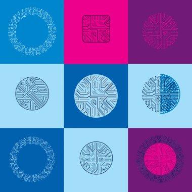 Set of vector technology cpu designs