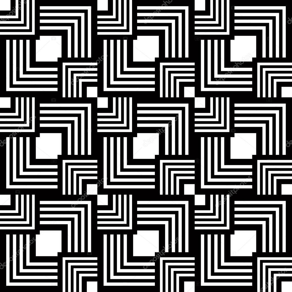 nahtlose schwarz wei muster einfachen vektor streifen geometri stockvektor ostapius 55164477. Black Bedroom Furniture Sets. Home Design Ideas