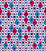 Fotografie abstraktní geometrické pozadí, bezešvé pattern, vektorové poz