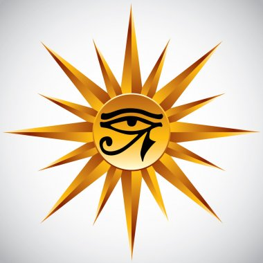 The eye of Ra.