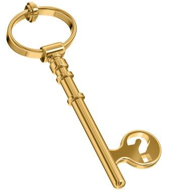 Secret key.