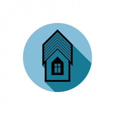 Simple house, property icon