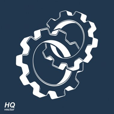 Cog wheels merged