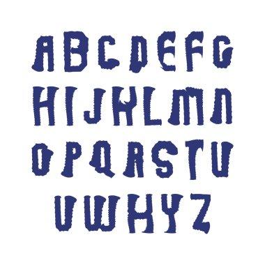 acrylic alphabet letters set