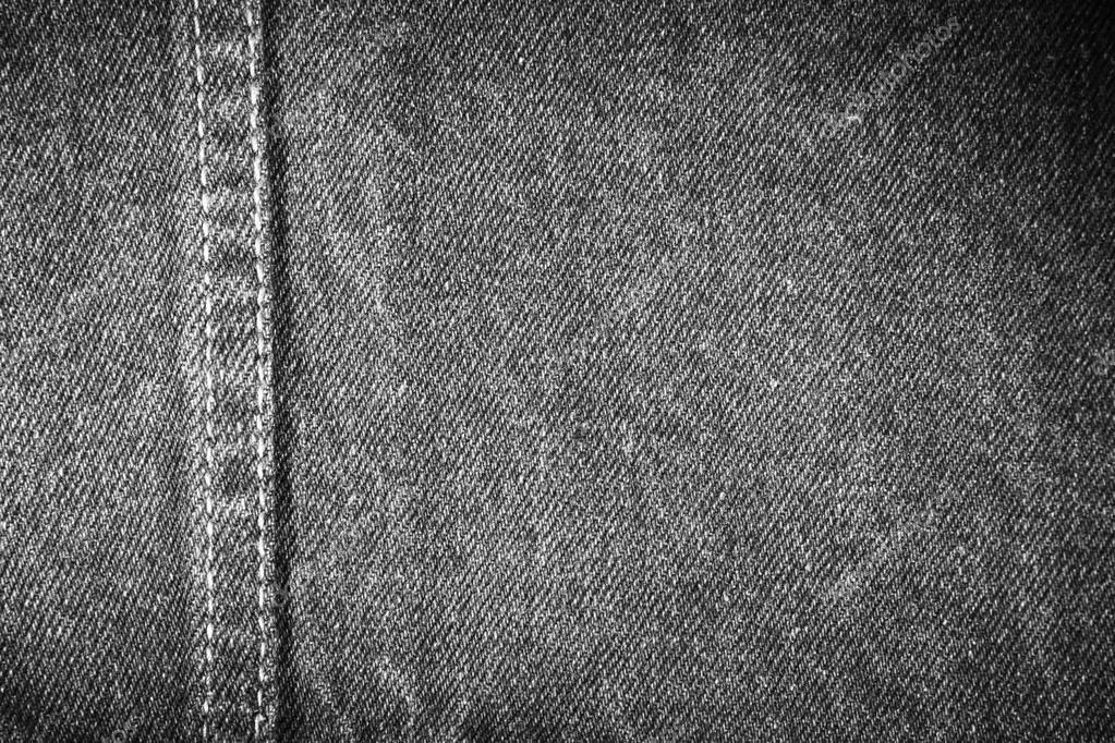2f2cbd31b4 Tessuto denim nero — Foto Stock © stillfx #103879248
