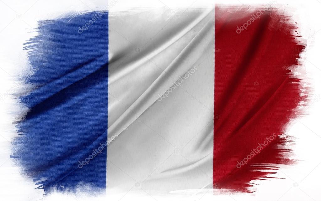 Bandiera Francese Setosa Foto Stock Stillfx 116906992
