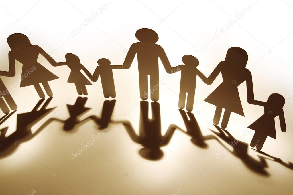 Famiglia Unita Insieme Foto Stock Stillfx 118124782