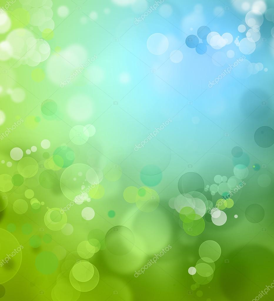 abstract blue green background stock photo