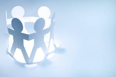 Team of people