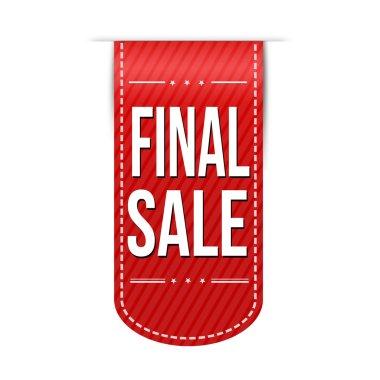 Final sale banner design