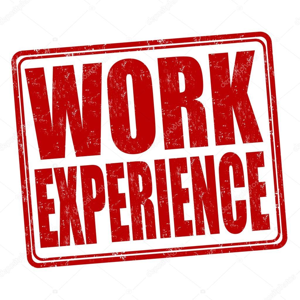 Vectores de stock de Experiencia laboral, ilustraciones de ...