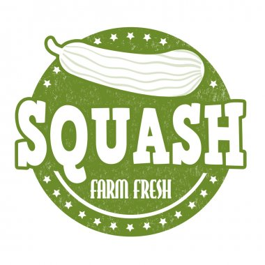 Squash stamp