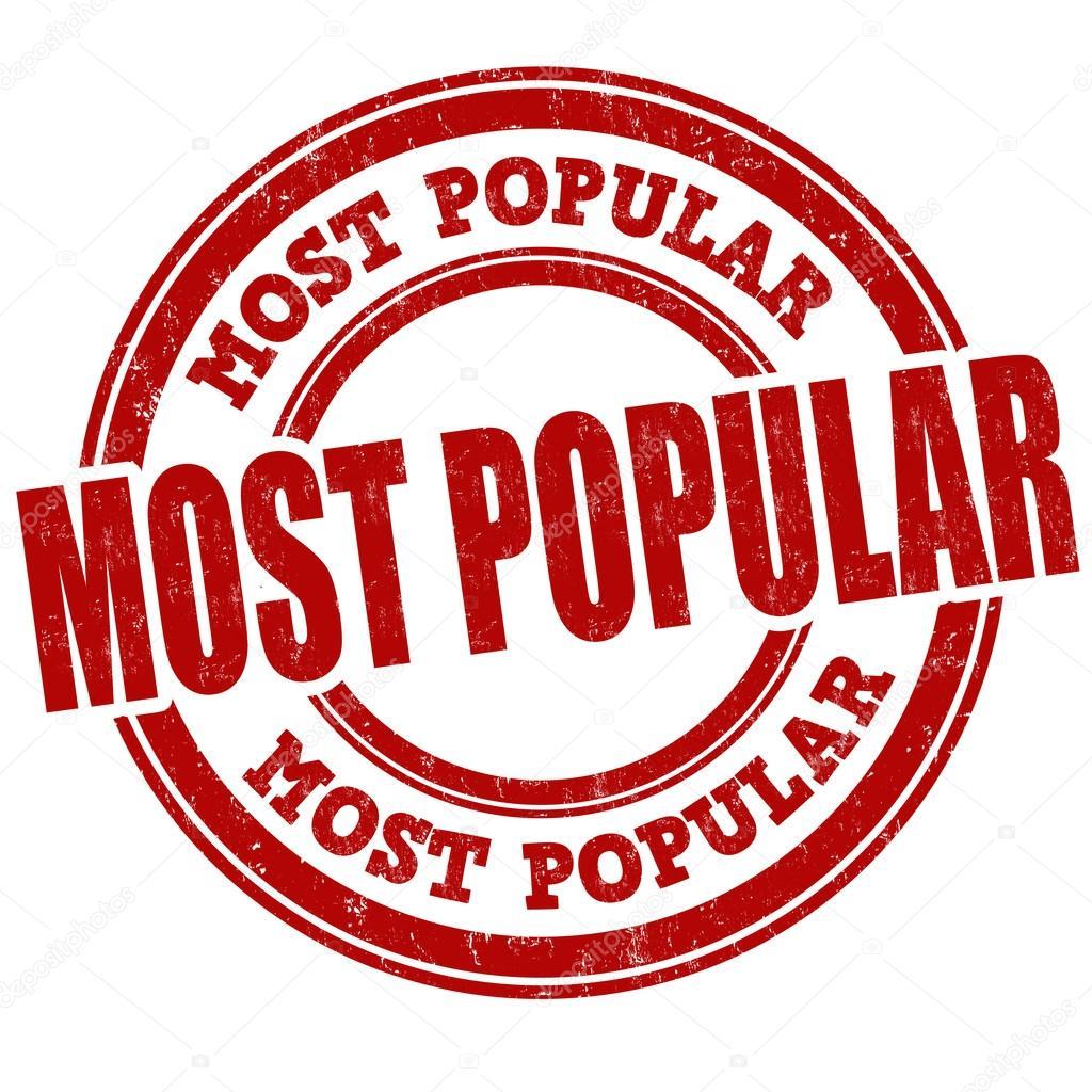 most popular stamp stock vector roxanabalint 61430597
