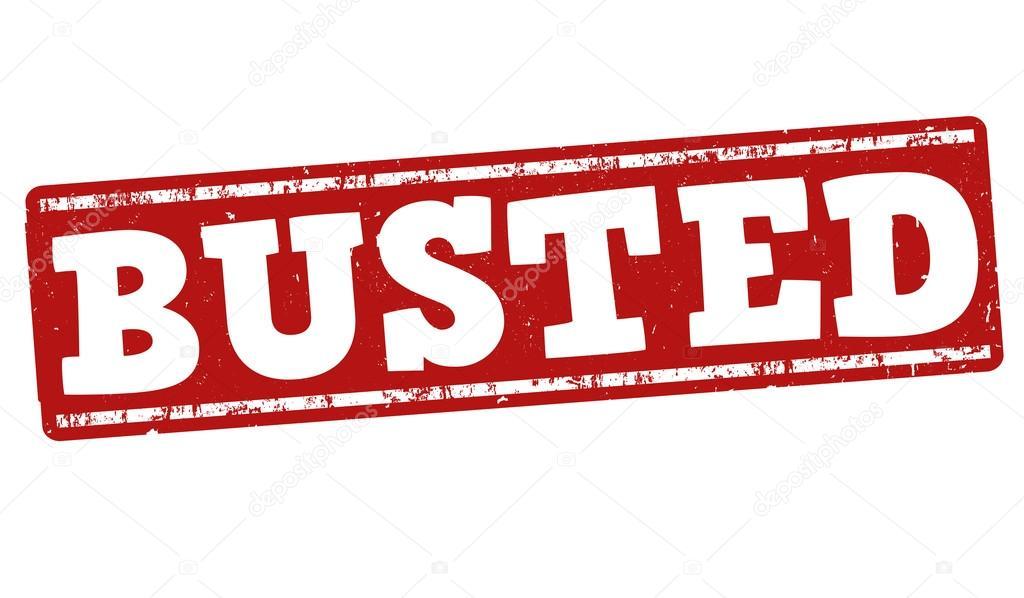 Busted Stamp | www.pixshark.com - 60.4KB